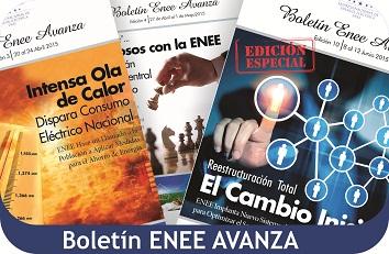 Boletin ENEE Avanza