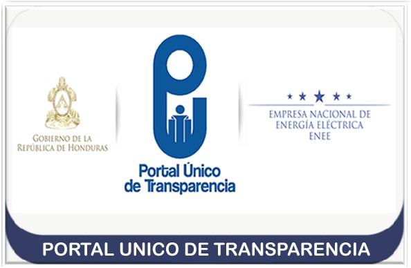 Portal Unico de Transparencia